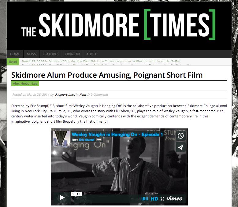 Skidmore Times